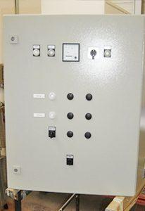 Thermostatische Regelung